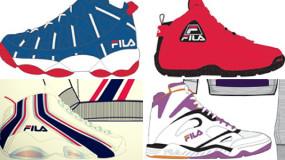 Sneak-A-Peek: FILA Spring 2014 Basketball Line Drawings