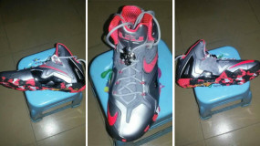 Updated Version Of Nike LeBron 11