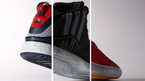 3 Colorways Of The Unnamed adidas John Wall Signature Sneaker