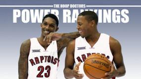 NBA Power Rankings: This Just In…The Raptors Are For Realzzz