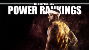 NBA Power Rankings: There is Life in Cleveland