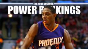 NBA Power Rankings: The Dark Side of the (Phoenix) Sun(s)