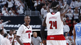 Report: Louisville's Montrezl Harrell and Terry Rozier Declaring For NBA Draft