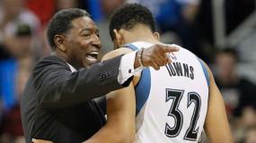 Timberwolves Coach: Timberpups Need to 'Gain Some Man Weight'