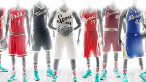 2015 Christmas Day Jerseys Unveiled