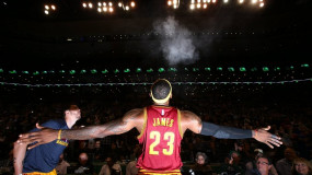 The King is 31:  10 Key Moments From Lebron James' Career