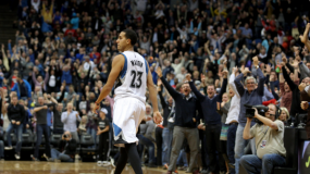Don't Expect Kevin Martin To Be With The Timberwolves Much Longer