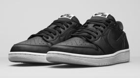 Air Jordan 1 Retro Low OG – Black/White Release Info