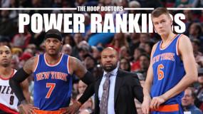 NBA Power Rankings: The New York Knicks Are Beyond Maddening
