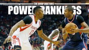 NBA Power Rankings Ahead of the Trade Deadline