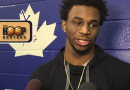 Listen: Wiggins Staying Tight Lipped About Lavine's Dunk Plans