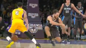 Jordan Clarkson Had Evan Fournier On Skates Last Night