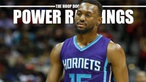 NBA Power Rankings: The Charlotte Hornets Keep Hanging Around