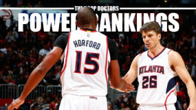 NBA Power Rankings: The Atlanta Hawks Have Unfinished Business