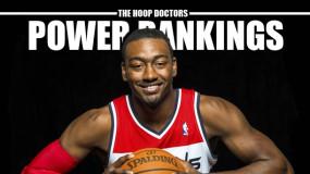 NBA Power Rankings: The Washington Wizards Are Going Streaking