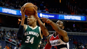 Antetokounmpo Used to Be Street Vendor as Kid in Greece