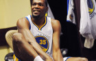 Kevin Durant Trolls Critics of Him Leaving Thunder for Warriors (Again) with Snake Emoji on His Sneakers
