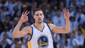 Klay Thompson Slept Through Practice Day Before 60 Point Game