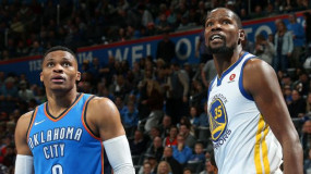 Kevin Durant Says He Accidentally Liked Instagram Comment Criticizing Russell Westbrook