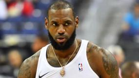 LeBron James, The King