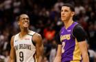 Kobe Bryant Thinks Rajon Rondo Can Help Lonzo Ball