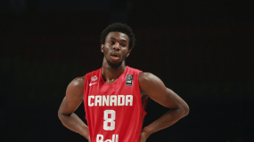 Wiggins Asked For, Received Payment to Play on Canadian National Team
