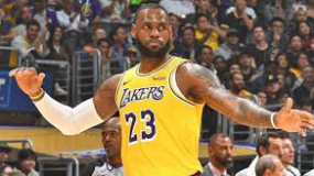 LeBron Moves Into 6th on All-Time Scoring List
