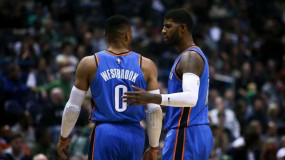 Russell Westbrook Suffers High Ankle Sprain in Win Over Pelicans