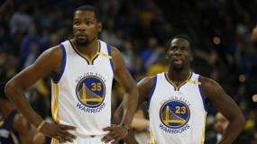 Warriors Players Seem Split on Kevin Durant-Draymond Green Debacle