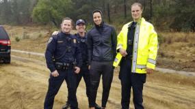 Dashcam Footage Captures Steph Curry's Car Crash