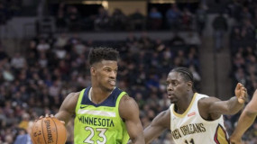 Pelicans Loosely Entered Jimmy Butler Trade Talks Before He Was Sent to 76ers