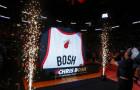 Chris Bosh's Memorable Jersey Retirement Speech