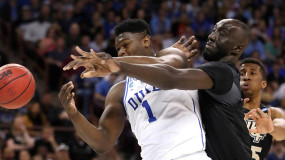 Duke Survives UCF to Advance to Sweet 16