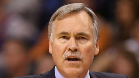 Mike D'Antoni Remains in Hospital With Intestinal Virus