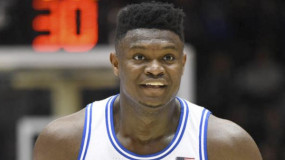 Zion Williamson Declares for NBA Draft