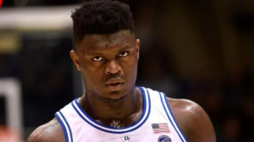 Zion Williamson: High Chance He Declares for NBA Draft