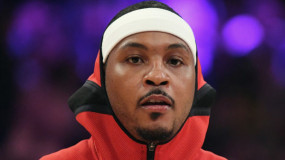 Brooklyn Nets Probably Won't be Adding Melo to Their Roster