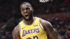 Lakers Lebron James: 'I Won't Have Closure' if NBA Season Doesn't Resume