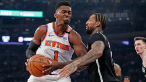 How were the Nets and the Knicks doing at the end of the season?