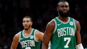 Celtics hopes rest on Tatum and Brown in 2020-21 season