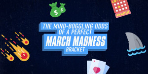 The Staggering Odds of Nailing a Perfect March Madness Bracket