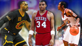 The Evolution Of The NBA Through the Years
