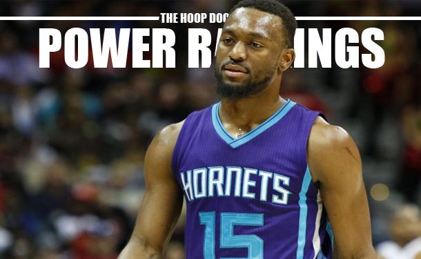 Charlotte Hornets Power Rankings