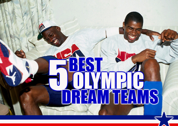 5 Best Team USA Olympic Dream Teams