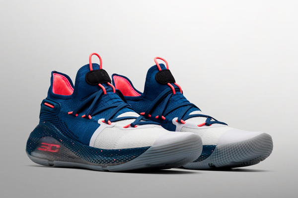 competitive price ecaf6 6c788 The Curry 6 Splash Party Colorway