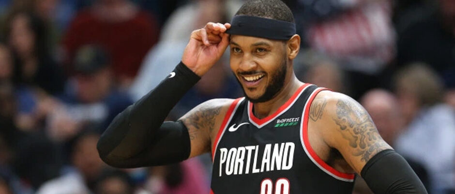 Melo is Thankful for the Opportunity